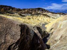 Národný park Death Valley, Utah