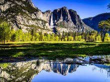 Národný park Yosemite, California