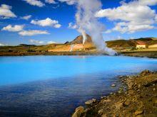Geotermálna energia pri jazere Mývatn