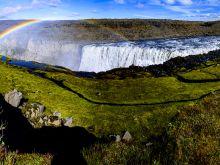 Dettifoss - najmohutnejší vodopád v Európe