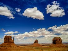 Národný park Monument Valley, Arizona