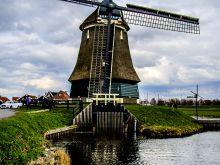 Veterný mlyn, symbol Holandska