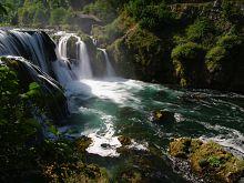 Vodopad Štrbački buk