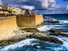 Opevnenie v meste Alghero