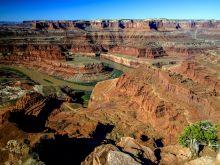 Národný park Canyonlands, Utah