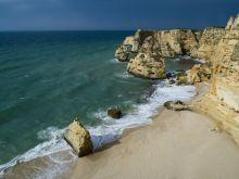 Pláže v Algarve