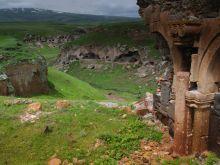 Ruiny mesta Ani z bývalej Arménskej ríše