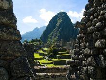 Pohľad na Huayana Picchu