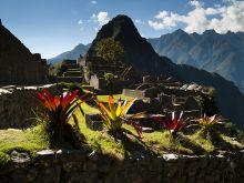 Areál Machu Picchu