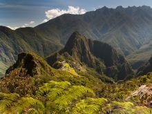 Pohľad z Machu Picchu Mountain