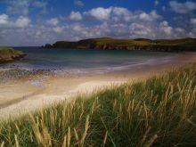 Pláž na severnom pobreží