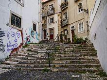 Atmosféra lisabonských uličiek