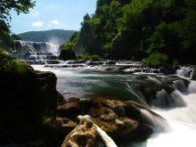 Vodopady Štrbački buk