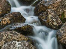 Vodopád v Zlomiskovej doline, Vysoké Tatry